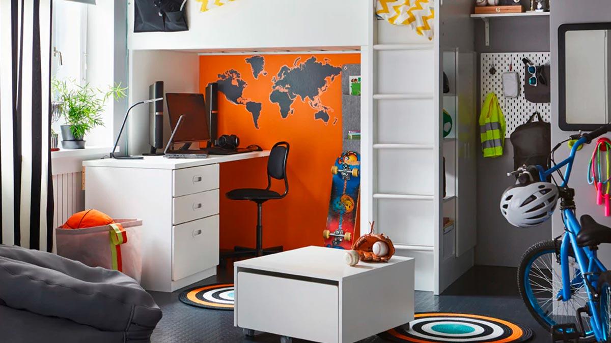 Mobili Ikea Bambini : Arredamento per la cameretta ikea