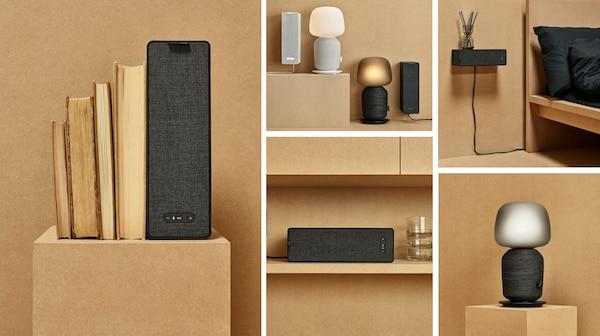 Casse Wi-Fi SYMFONISK - IKEA