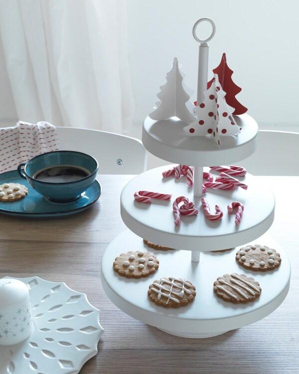 Centros de mesa navideños hechos por ti mismo