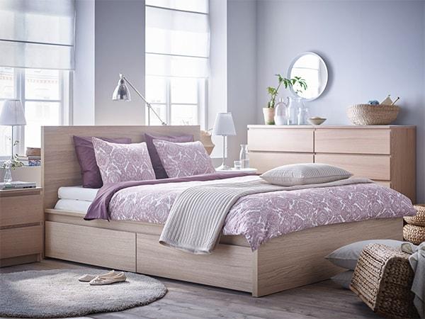 Sypialnia Ikea Pozwól Sobie Na Odpoczynek Ikea