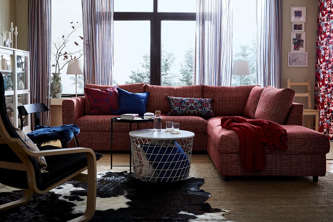 Wohnzimmer & Wohnbereich: Ideen & Inspirationen - IKEA Deutschland