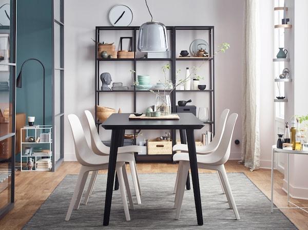 Salle manger pour designers ikea - Ikea salle a manger moderne ...