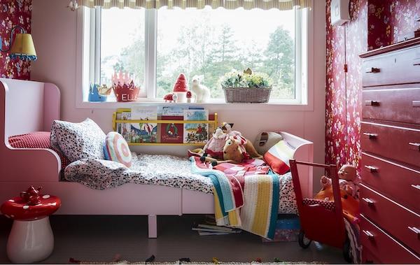 Idées colorées pour la chambre d\'enfant - IKEA