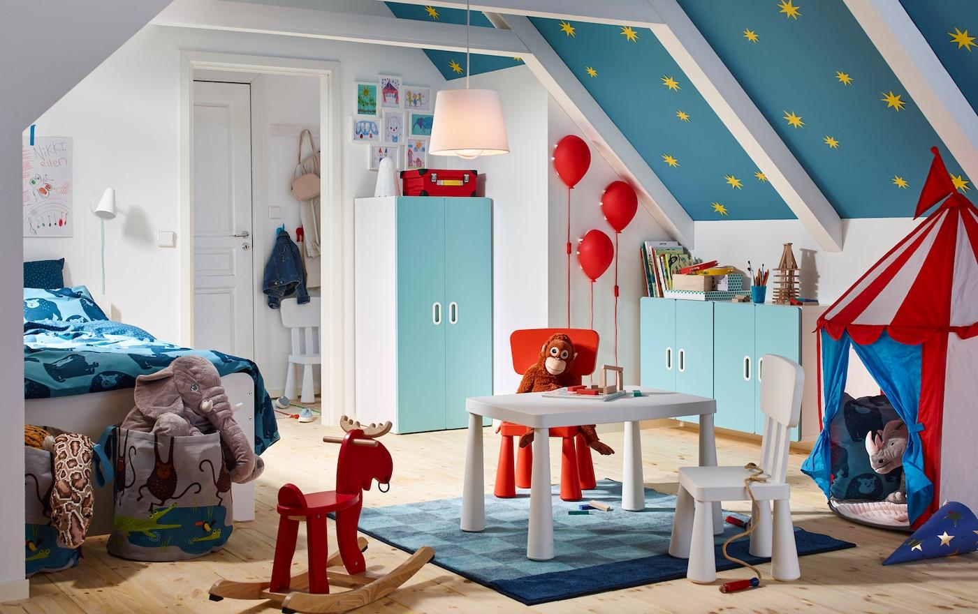 Déco Chambre enfant : notre galerie de photos - IKEA