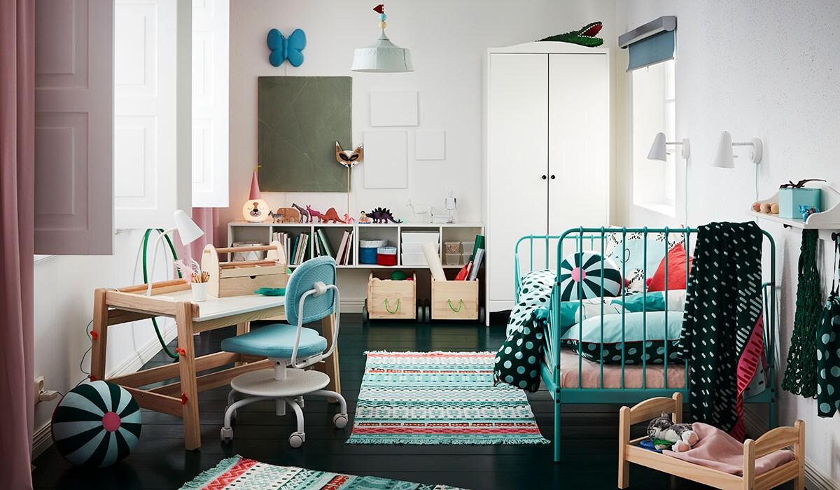 Amenagement Petite Chambre Garcon inspiration pour la chambre de bébé et des enfants - ikea suisse