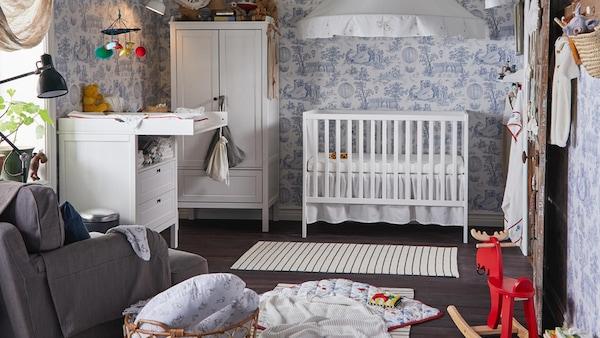 Amenagement Chambre Bebe Et Enfant Ikea