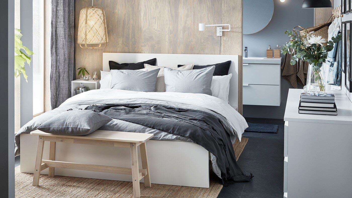 Merveilleux Meuble Chambre à Coucher Adulte   Décoration Chambre   IKEA