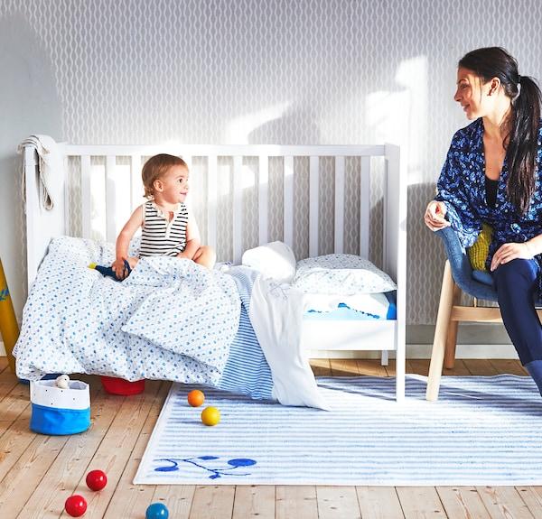 赤ちゃんと生活をスタートするための5つの重要なヒント