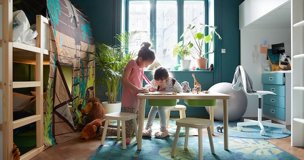 Awesome Baby Kids Room Ikea Ikea Gmtry Best Dining Table And Chair Ideas Images Gmtryco