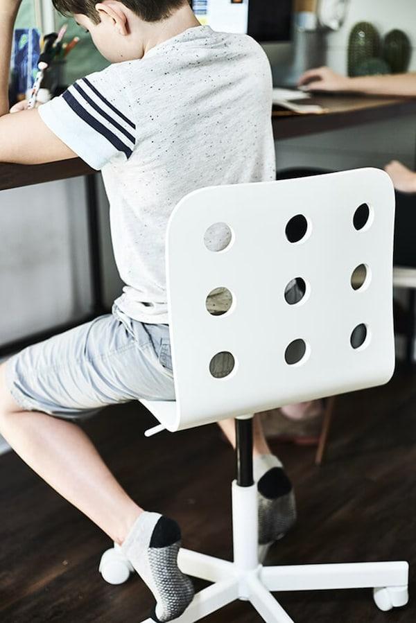 children's desk - chair- IKEA inspiration