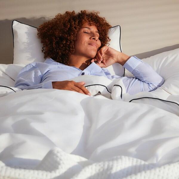 Choisir les meilleurs oreillers, couettes et literie