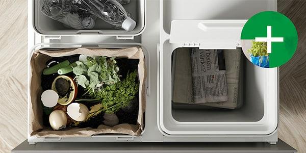 Cierra el círculo del orgánico IKEA Badalona