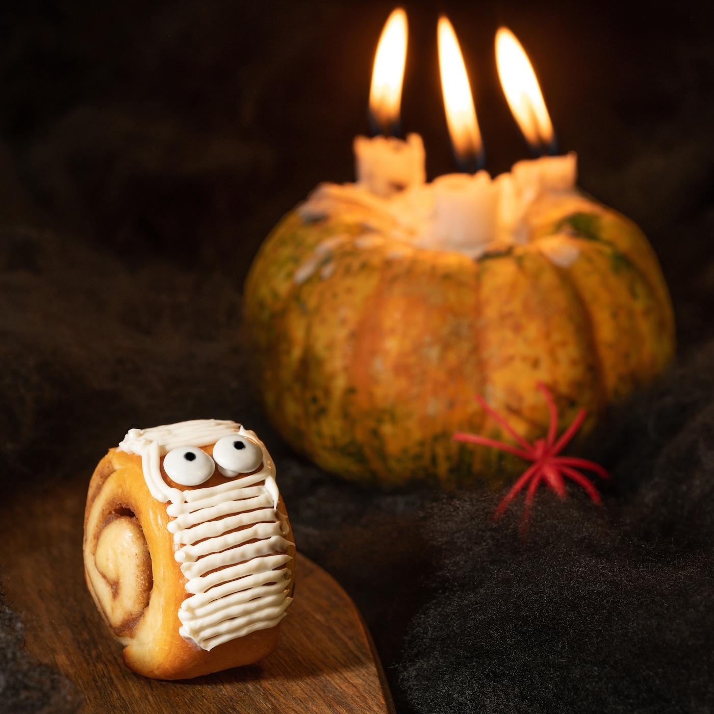 Three easy and original recipes for Halloween IKEA