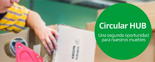 Circular Hub | IKEA Barakaldo