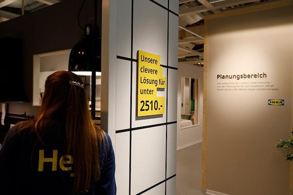 Clevere Lösungen im IKEA Planungsstudio