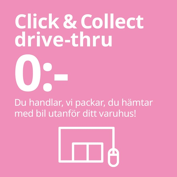 Click & Collect 0kr.