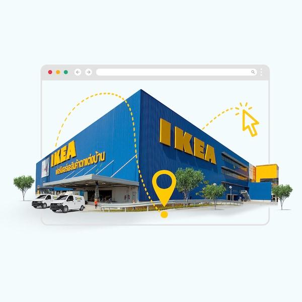 Click & Collect สั่งซื้อออนไลน์และรับสินค้าด้วยตนเอง
