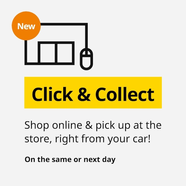Click and collect IKEA UAE