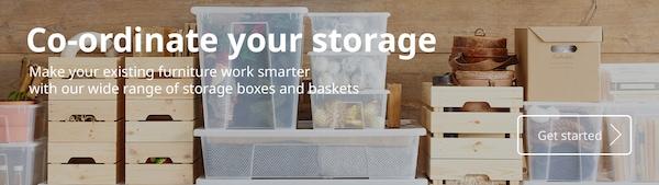 Co-ordinate your Storage
