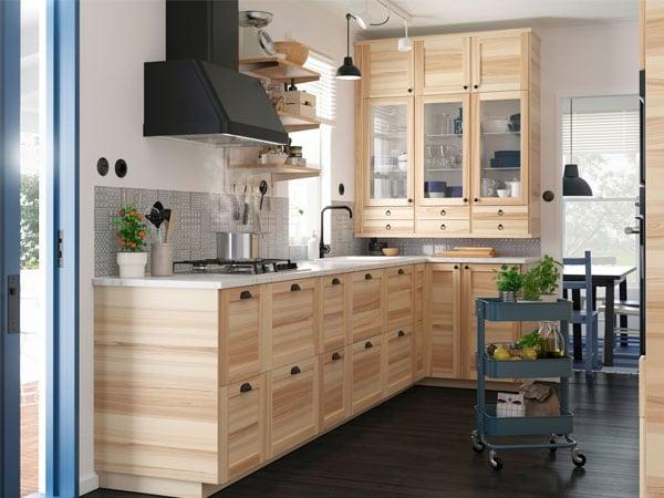 Muebles de cocina dise os de cocinas ikea for Cocinas completas con electrodomesticos