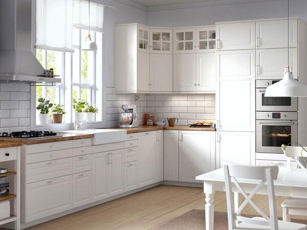 Cocina tradicional y versatilidad moderna - IKEA