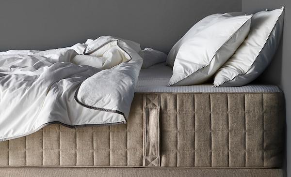 colchones materiales naturales IKEA