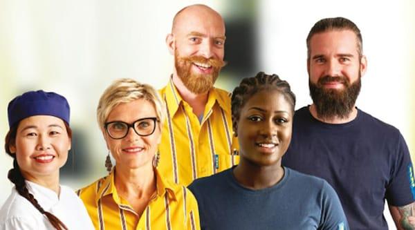 Collaborateurs IKEA
