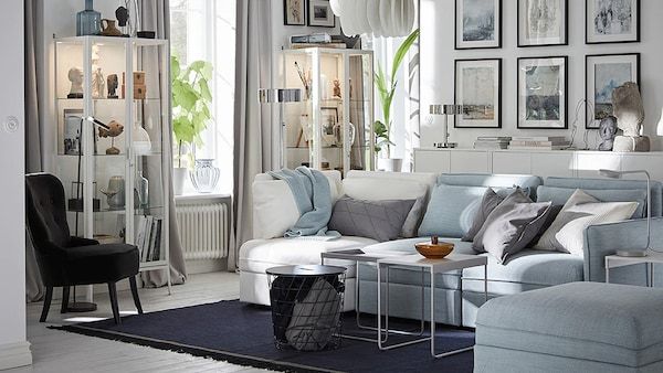 Living Room Furniture, Sofas, Coffee Tables & Ideas - IKEA