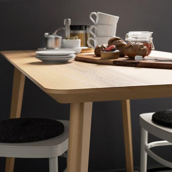 Comment choisir le matériau de la table de la salle à manger.