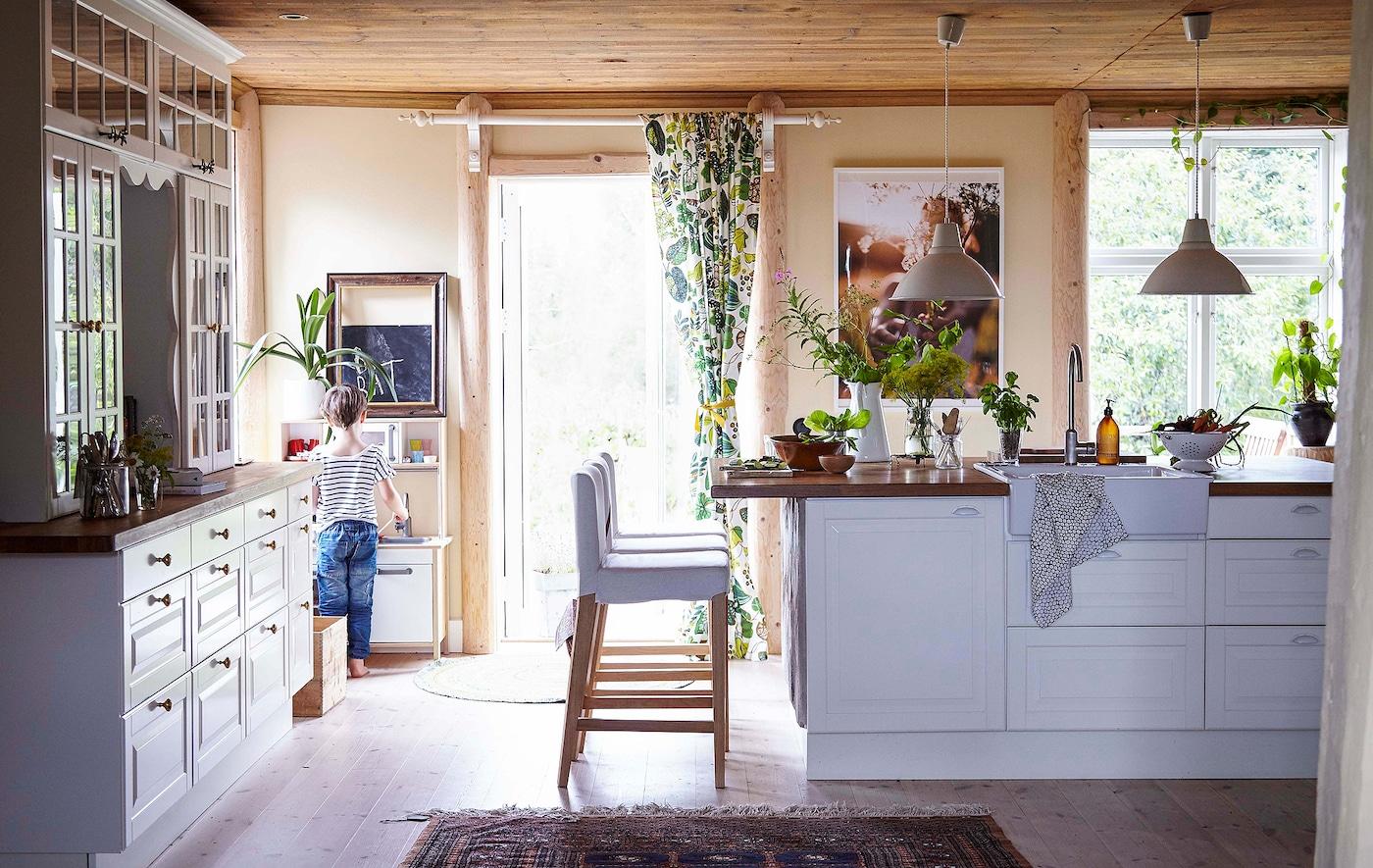 Comment créer une déco de style rustique traditionnel