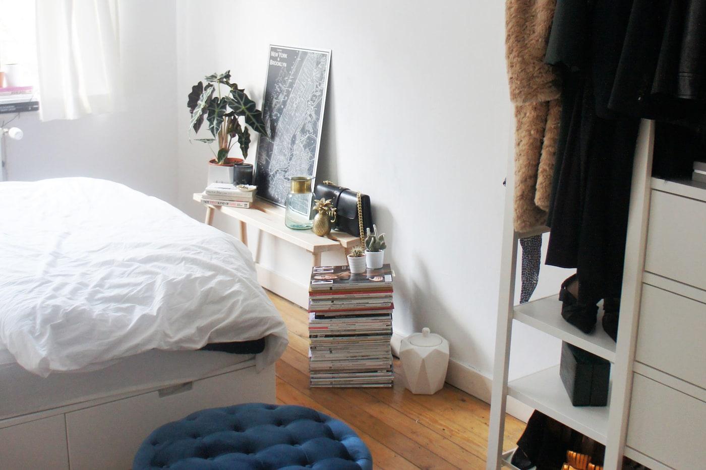 Captivant Comment Créer Une Impression Du0027espace Dans Une Petite Chambre à Coucher