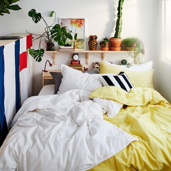 Comment faire de votre chambre à coucher un endroit où il fait bon étudier et dormir.