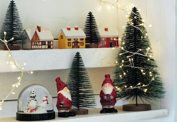 Decorar El Arbol De Navidad 6 Arboles Originales Ikea