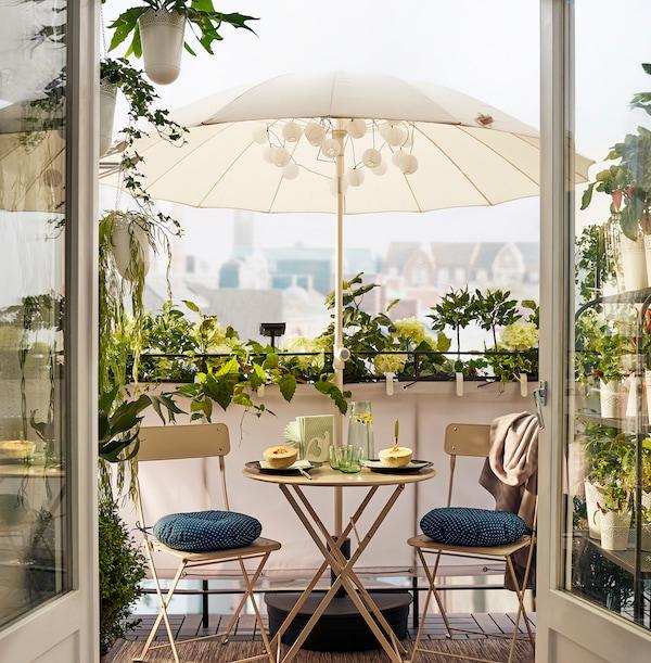 Cómo decorar terrazas con un encanto y estilo únicos