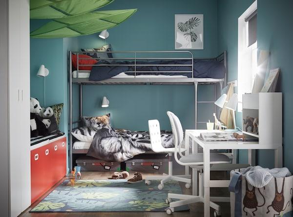 Cómo decorar una habitación juvenil que mole mogollón