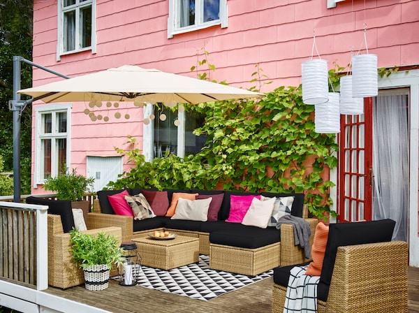 Cómo decorar una terraza con ideas para terrazas modernas
