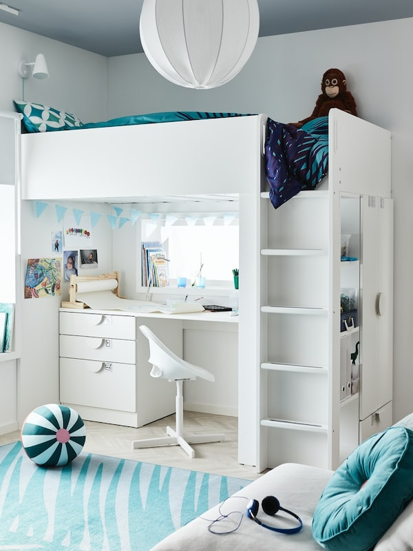 cómo elegir el color para decorar un dormitorio infantil