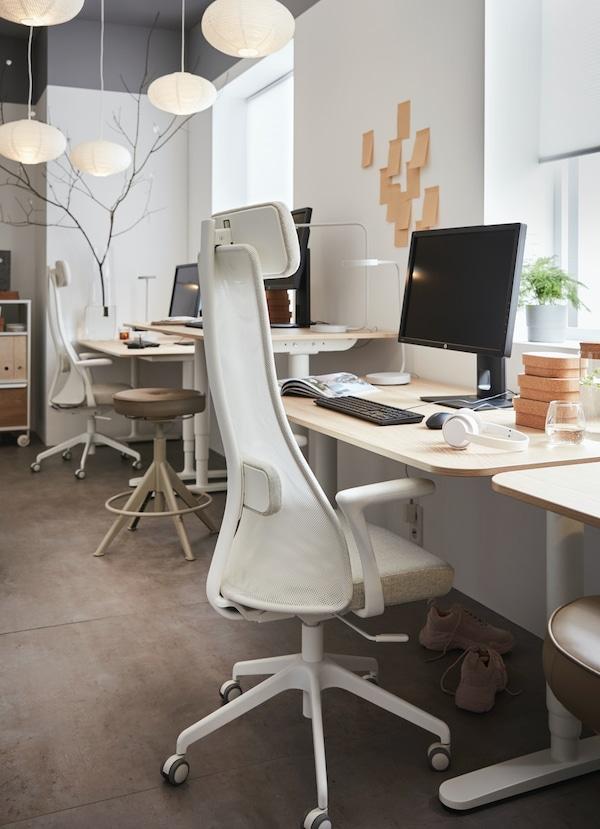 Cómo tener un una oficina práctica y cómoda