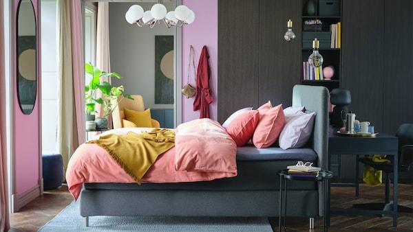Complete sleep comfort guide.