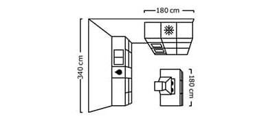 Cucina completa METOD/BODBYN - IKEA