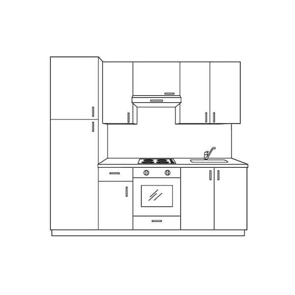 Composizione Cucina Ikea
