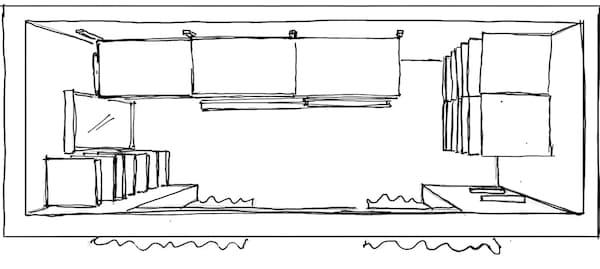 Cabina Armadio Ikea Misure.Trasforma Uno Spazio Inutilizzato In Cabina Armadio Ikea