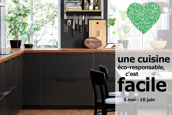 Conception Cuisine Eco Responsable Ikea