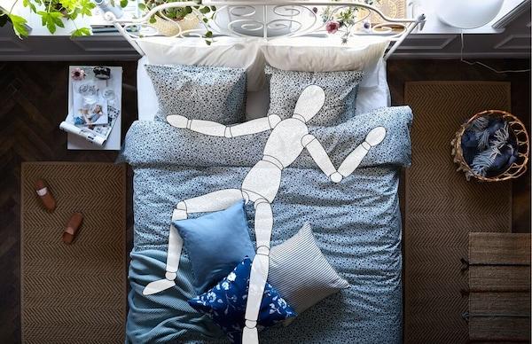 Configuratore online che ti aiuta a scegliere e personalizzare il tuo nuovo letto.