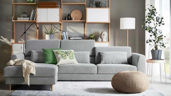 Consegna inclusa per combinazioni di divani selezionati