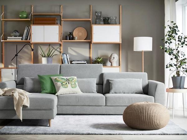 Consegniamo gratuitamente a casa tua la combinazione del divano che hai scelto.