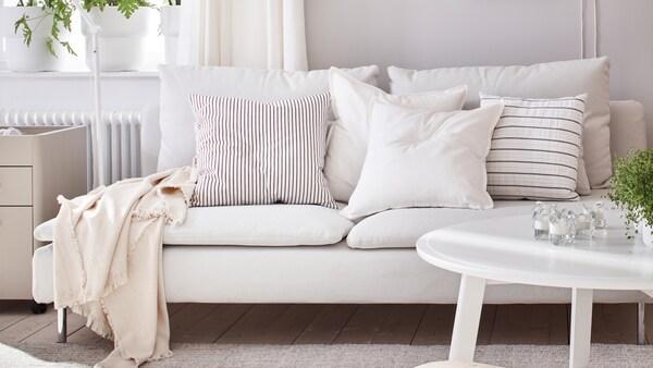 Consejos para comprar un sofá nuevo.