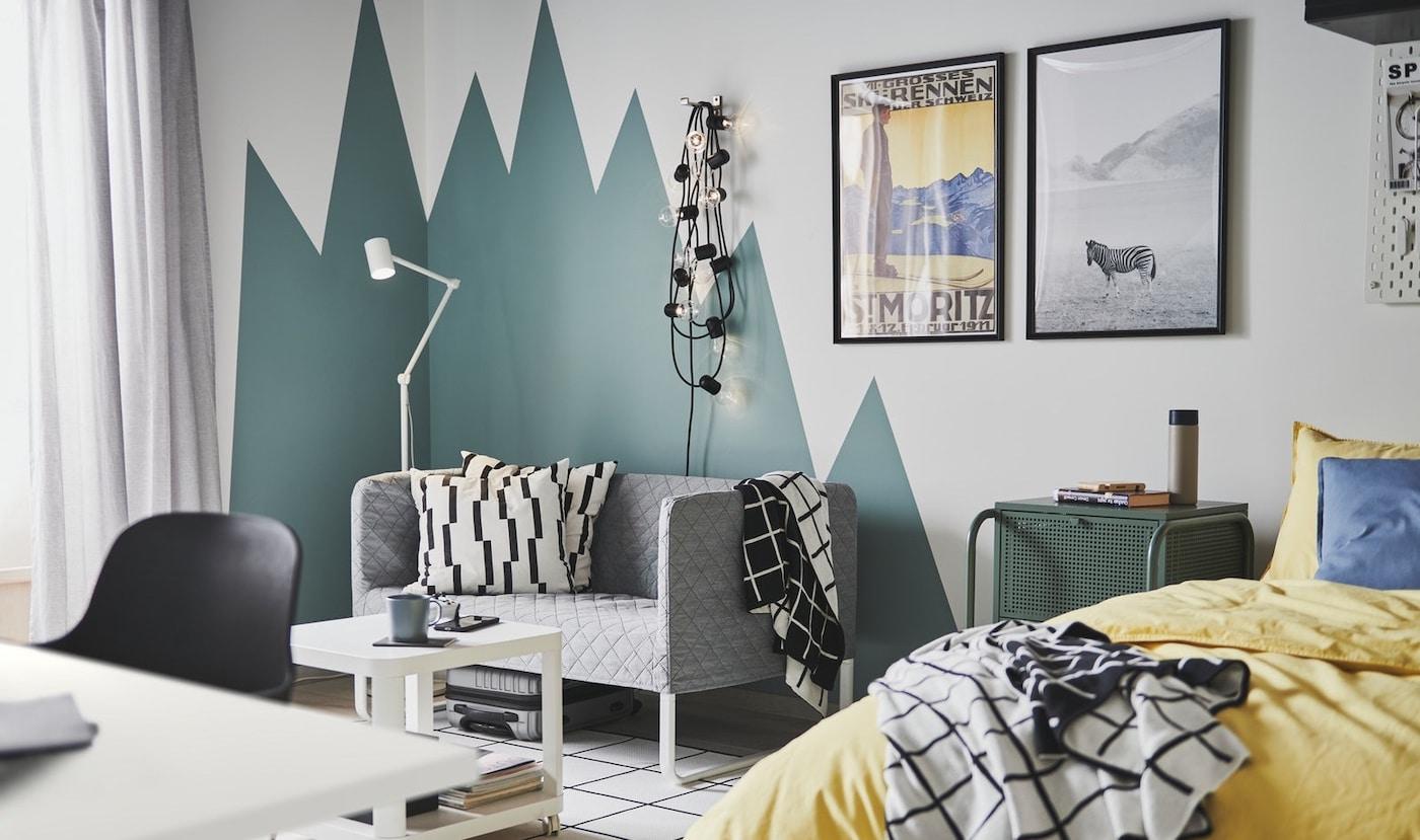 Consejos para personalizar un piso de soltero