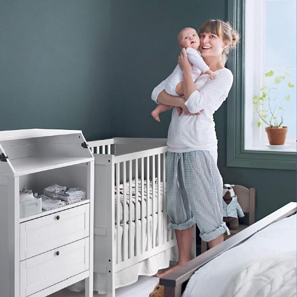 Consigli di arredamento per futuri genitori