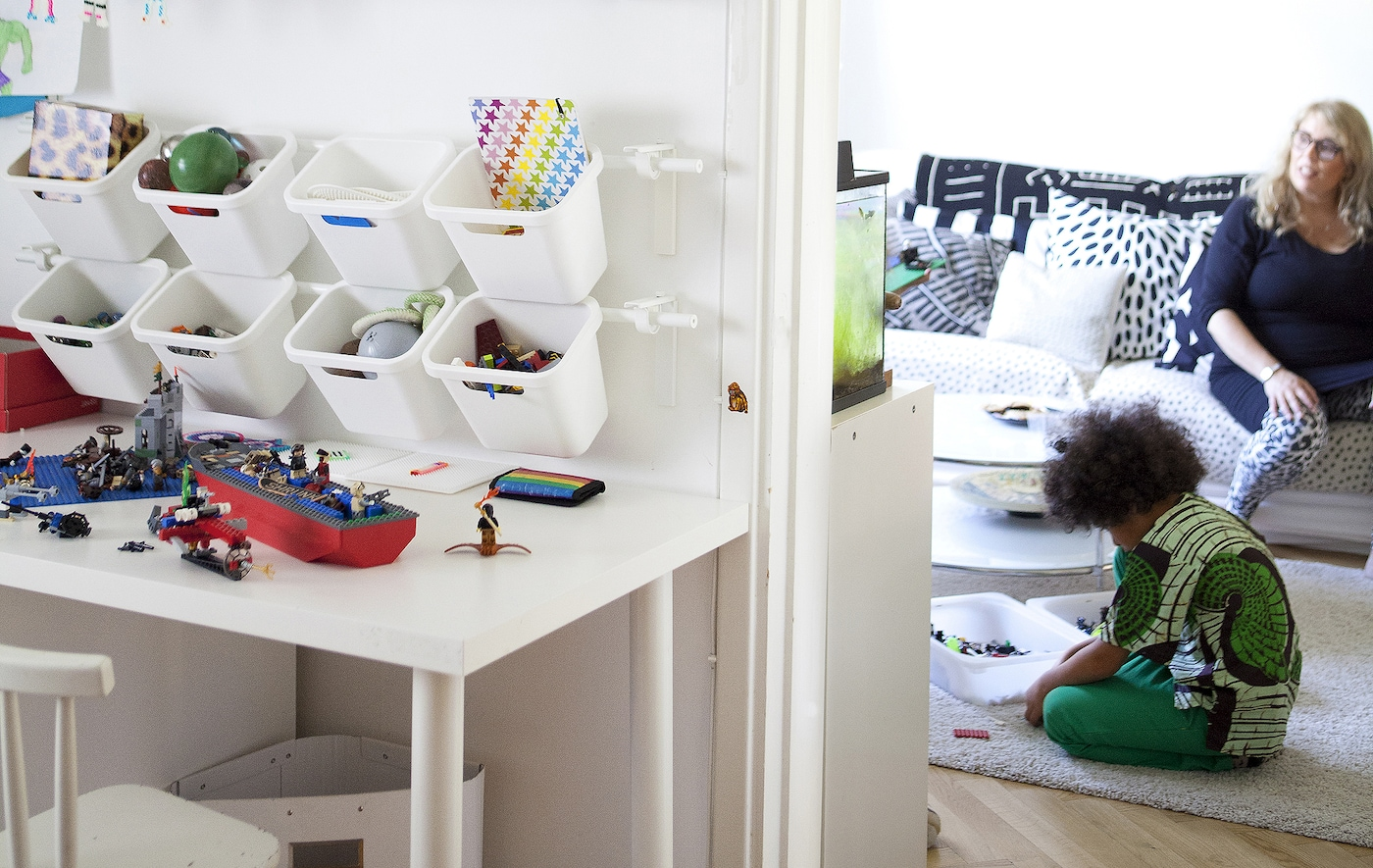 Fun and functional bedroom updates for kids ages 8-12 - IKEA